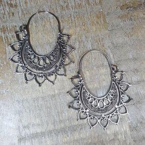 Jewelry - Boho chic earrings